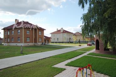 Коттеджный поселок Рависан на территории Новой Москвы